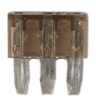 Connect 30706 Micro 3 Blade Fuse 7.5 amp Pk 25